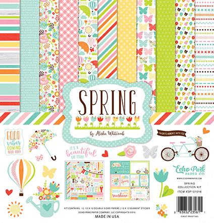 Echo Park Spring