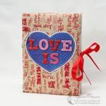 Альбом в стиле Love Is