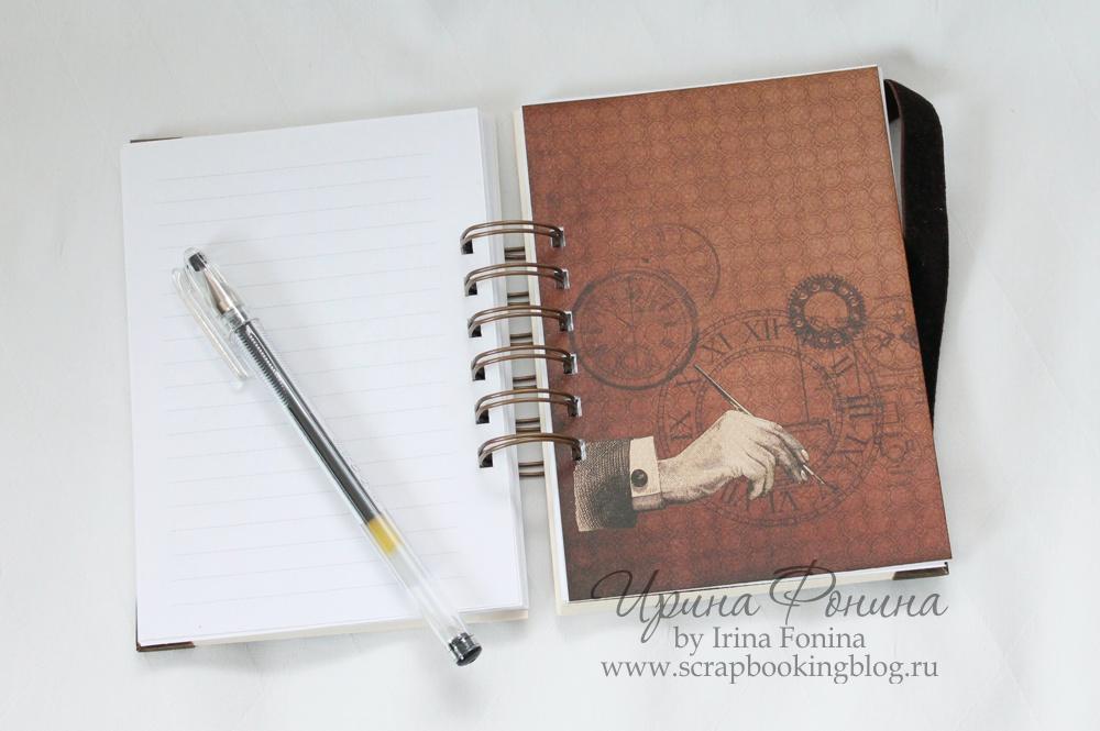 Как сделать красивый блокнот для записей из бумаги своими 99