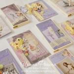 Серия открыток и шоколадниц Балет