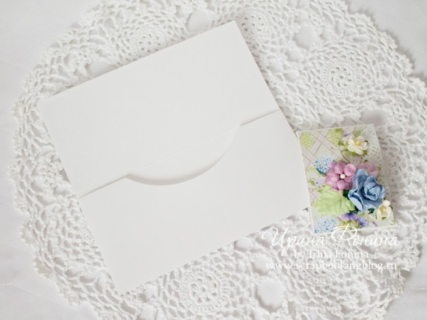 Свадебный конверт для денег - 1