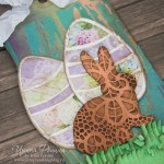 Tim Holtz Tag 2016 April - Easter Theme
