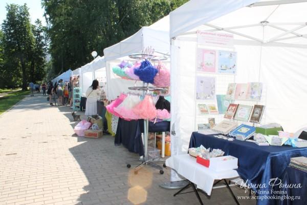 Ярмарка в Воронцовском парке - июнь 2016 - 2