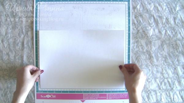 Brother ScanNCut CM900 - коврик для резки