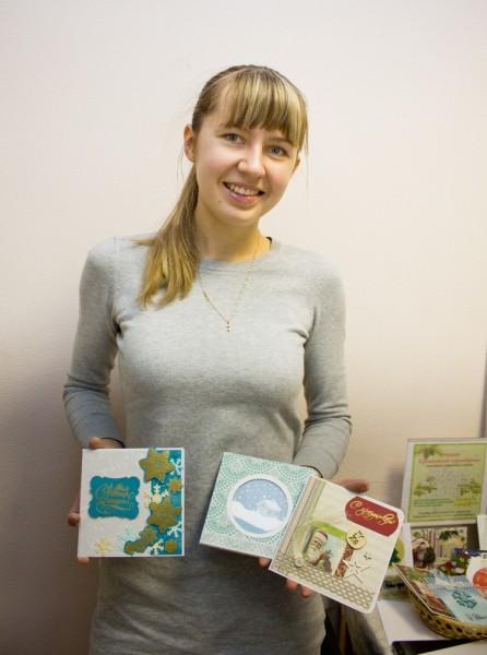 Ольга - открытки для фонда Старость в радость