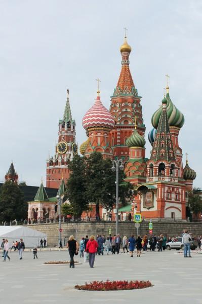 Москва - Зарядье 2017 - 2