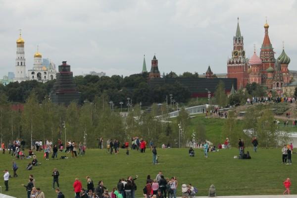 Москва - Зарядье 2017 - 4
