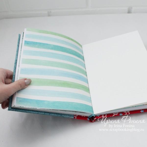 Travel book - блокнот путешественника - листы для рисования