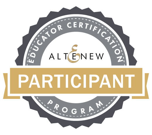 altenew educator cerftification program participant