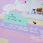 Be Creative Page - Altenew - 2
