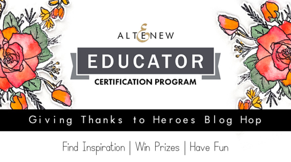 Altenew Blog Hop Giving Thanks - 14