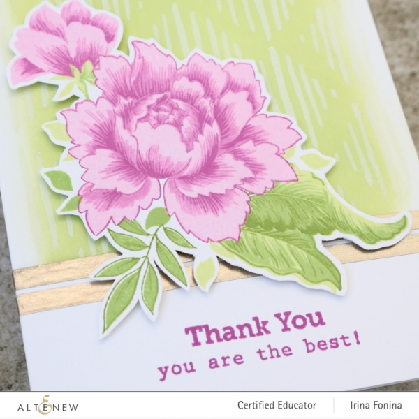 Altenew Educators Favorite Old/New Altenew Stamp Blog Hop - 02