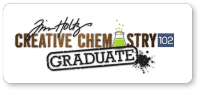 Я выпускник курса Тима Хольца Creative Chemistry 102