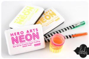 Heidi Swapp - серия Neon