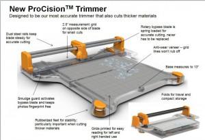 Fiskars - триммер для бумаги ProCision