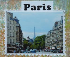 Страница про Париж - главная фотография