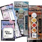 Как использовать перламутровую пудру Perfect Pearls