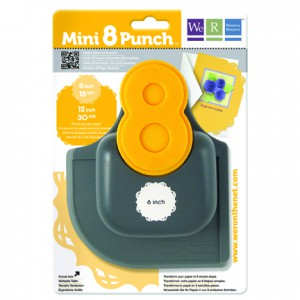 We R Memory Keepers - дырокол Mini 8 Punch