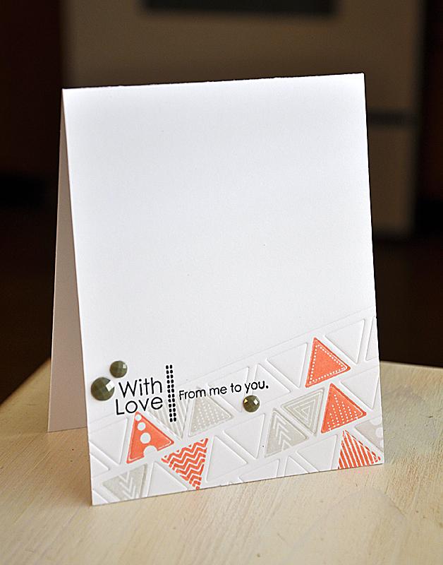 Поздравлением, открытка из карт