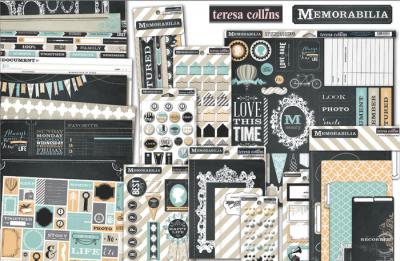 Teresa Collins, коллекция Memorabilia