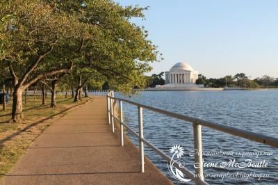 Мемориал Джефферсону в Вашингтоне