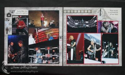 Альбом для Bon Jovi - концерты