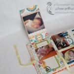 Детский фотоальбом: если развязать бантик
