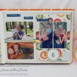 Детский фотоальбом: прогулки