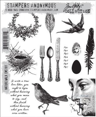 Тим Хольц - новые штампы природа