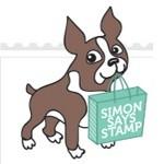 Заказ в Simon Says Stamp