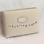 Свадебный скрапбукинг - фотоальбом про свадьбу на море