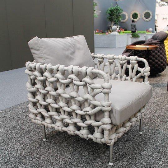 Вязаный тренд - кресло