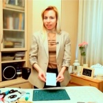 Ирина Фонина на телеканале Москва 24