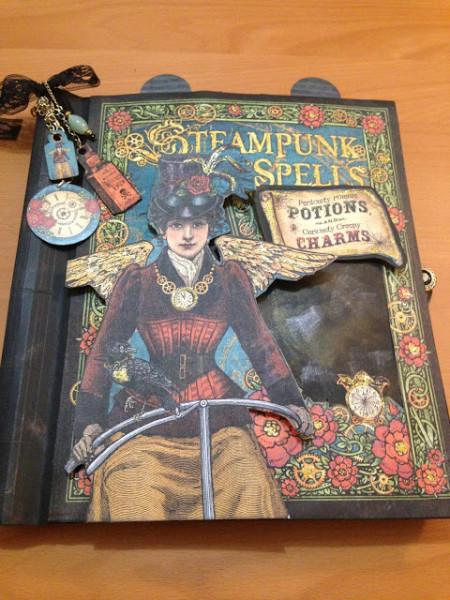 Альбом Steampunk Spells
