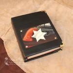 Мужской блокнот для шерифа