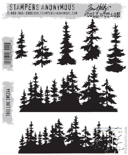 Stampers Anonymous tree line