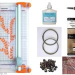 Бумажный кораблик - февраль 2016 - инструменты