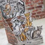 Штампы Crazy cats and dogs в деле