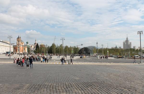 Москва - Зарядье 2017 - 3