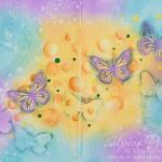 Арт-бук Butterflies