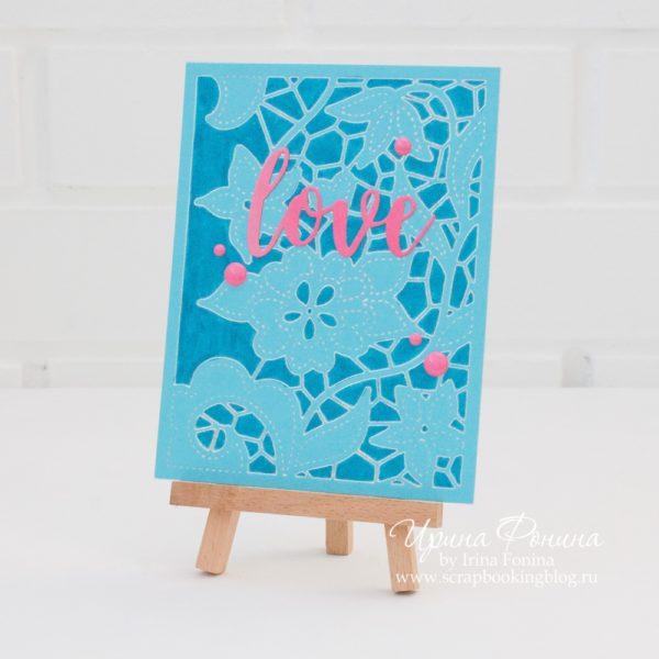 Altenew - Colorful Card - 1