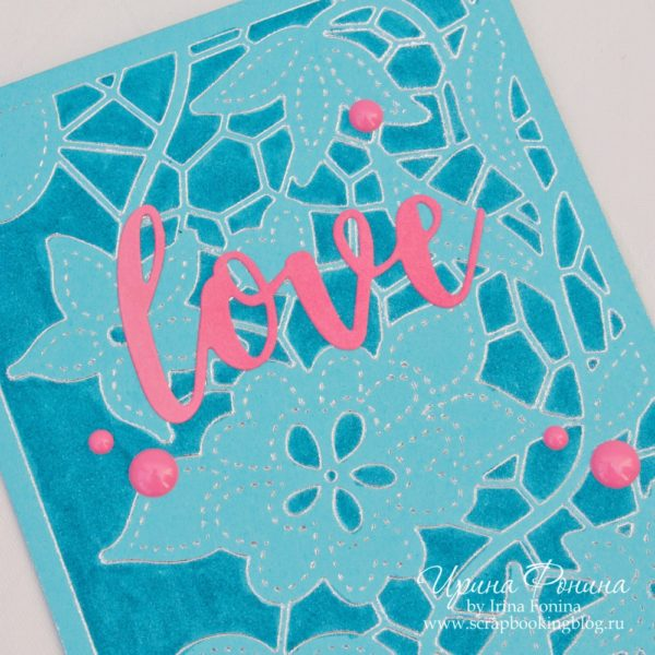 Altenew - Colorful Card - 2