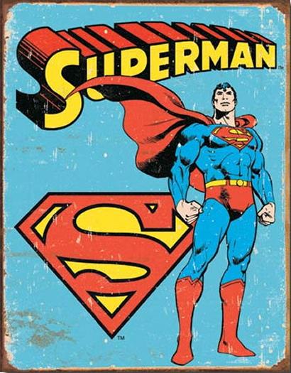 Superman vintage