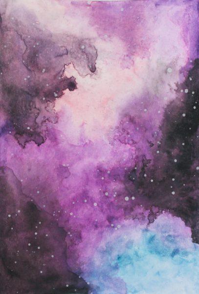 Altenew - акварельные краски - фон
