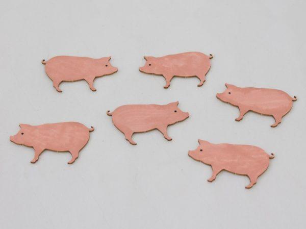 Чипборд - свинки