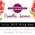 Altenew Build-A-Flower: Camellia Japonica Release Blog Hop