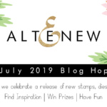 Altenew July 2019 Blog Hop