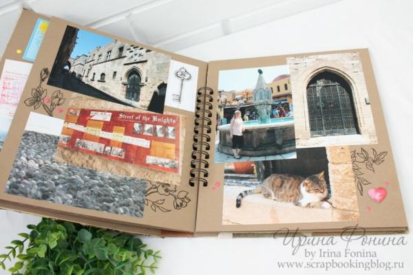 Фотоальбом о путешествии - Родос - 07
