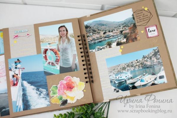 Фотоальбом о путешествии - Родос - 11