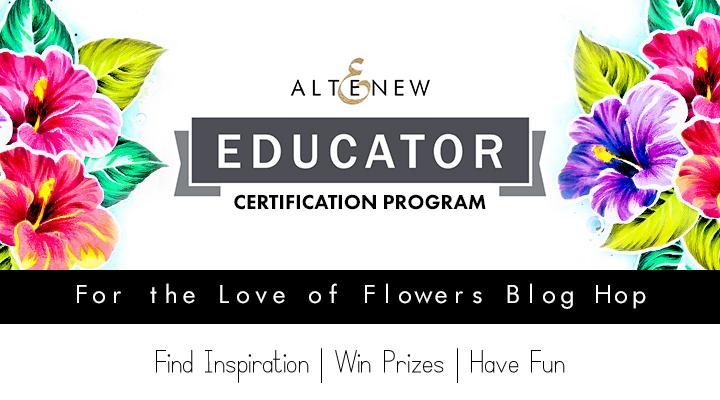 Altenew Educators Blog Hop - 5